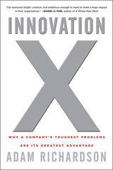 Innovation X | Adam Richardson |