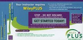 WileyPLUS Stand-alone to accompany Operations Management