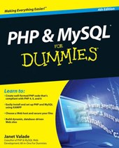 PHP & MySQL for Dummies | Janet Valade |