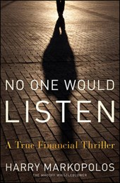 No One Would Listen | Harry Markopolos & Frank Casey |