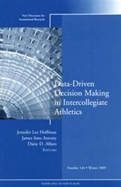 Data-Driven Decision Making in Intercollegiate Athletics