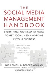 The Social Media Management Handbook | Robert Wollan |
