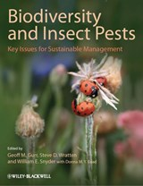 Biodiversity and Insect Pests | Geoff M. Gurr |