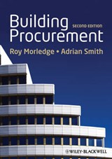 Building Procurement | Roy Morledge |