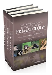 The International Encyclopedia of Primatology | Agustín Fuentes |