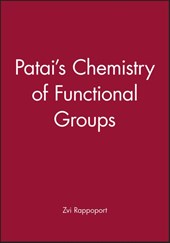 PATAI'S Chemistry of Functional Groups