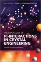 The Importance of Pi-Interactions in Crystal Engineering | Edward R. T. Tiekink |
