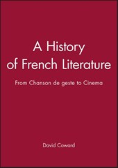 A History of French Literature | David Coward |