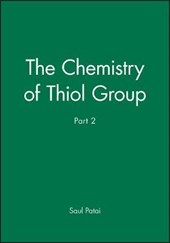 Patai Chemistry of Thiol Group