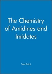 Patai Chemistry of Amidines and Imidates