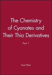 Patai Chemistry of Cyanates and Their Thio Derivatives