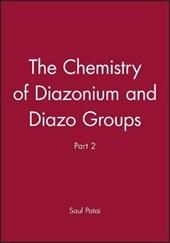 Patai Chemistry of Diazonium and Diazo Groups