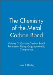 The Chemistry of the Metal Carbon Bond