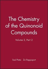 Chemistry of the Quinonoid Compounds | Saul Patai |