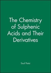 The Chemistry of Sulphenic Acids and Their Derivatives