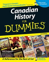 Canadian History for Dummies | Will Ferguson |