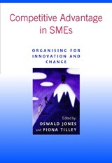 Competitive Advantage in SMEs | Oswald Jones |