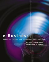 e-Business | Michael P. Papazoglou |