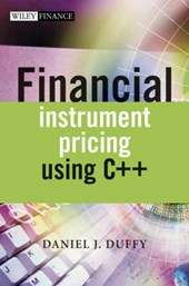 Financial Instrument Pricing Using C++ | Daniel J. Duffy |