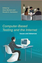 Computer-Based Testing and the Internet | Dave Bartram |
