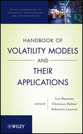 Handbook of Volatility Models and Their Applications