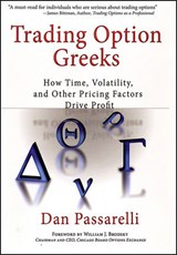 Trading Option Greeks | Dan Passarelli |