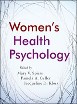 Women's Health Psychology | Mary V. Spiers |