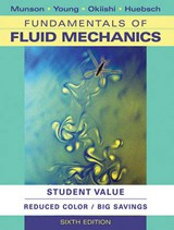 Fundamentals of Fluid Mechanics | Bruce R.; Munson |