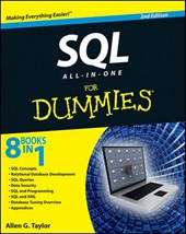 SQL All-in-One For Dummies | Allen G. Taylor |