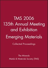 TMS 2006 135th Annual Meeting and Exhibition | auteur onbekend |