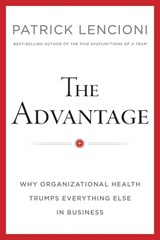 The Advantage | Patrick M. Lencioni |