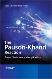 The Pauson-Khand Reaction