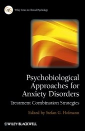 Psychobiological Approaches for Anxiety Disorders | Stefan G. Hofmann |