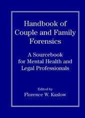 Handbook of Couple and Family Forensics
