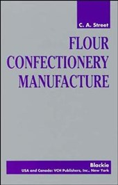 Flour Confectionery Manufacture