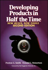 Developing Products in Half the Time | Preston G. Smith & Donald G. Reinertsen |