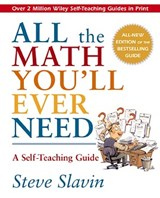 All the Math You'll Ever Need | Stephen L. Slavin |