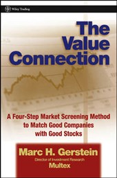The Value Connection | Marc H. Gerstein |