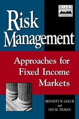 Risk Management | Bennett W. Golub |