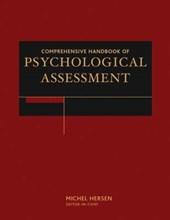 Comprehensive Handbook of Psychological Assessment, 4 Volume Set