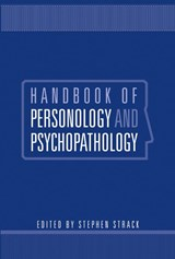 Handbook of Personology and Psychopathology | Stephen Strack |