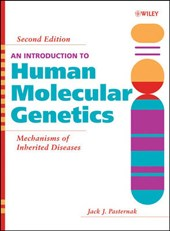 An Introduction to Human Molecular Genetics | Jack J. Pasternak |