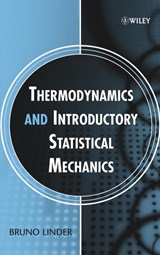 Thermodynamics and Introductory Statistical Mechanics | Bruno Linder |