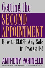Getting the Second Appointment | Anthony Parinello |
