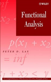 Functional Analysis | Peter D. Lax |