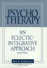 Psychotherapy | Sol L. Garfield |