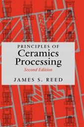 Principles of Ceramics Processing | James S. Reed |