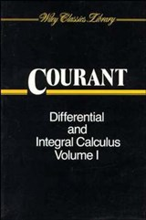 Differential and Integral Calculus, Volume | Richard Courant |
