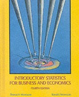 Introductory Statistics for Business and Economics | Thomas H. Wonnacott |