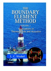 The Boundary Element Method | L. C. Wrobel |